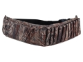 Tanglefree Shotgun Shell Belt 25 Round Neoprene Realtree Mossy Oak Duck Blind Camo