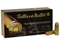 Sellier & Bellot Ammunition 10mm Auto 180 Grain Full Metal Jacket