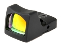 Trijicon RMR Reflex Red Dot Sight 4 MOA Dot Matte
