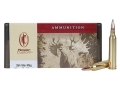 Product detail of Nosler Custom Ammunition 264 Winchester Magnum 125 Grain Partition Spitzer Box of 20