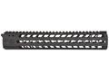 ERGO Free Float Modular KeyMod Handguard AR-15 Aluminum Black