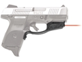 Crimson Trace Laserguard Ruger SR9C Polymer Black
