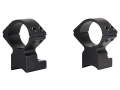 Talley Lightweight 2-Piece Scope Mounts with Integral Rings Cooper 21, 57 Kimber 82, 84 Matte