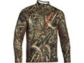 Under Armour Men's ColdGear Armour Fleece 1/4 Zip Jacket Polyester Realtree Max 5