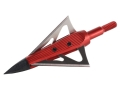NAP Thunderhead Razor Deep Six Fixed Blade Broadhead 100 Grain Stainless Steel Pack of 3