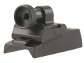 Product detail of Williams WGRS-CVA Guide Receiver Peep Sight CVA Rifles with Octagon Barrel or Receiver Aluminum Black