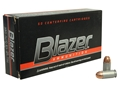 CCI Blazer Ammunition 380 ACP 95 Grain Full Metal Jacket Box of 50