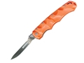 Havalon Piranta Stag Folding Skinning Knife Piranta Handle Orange