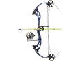 PSE Mudd Dawg Bowfishing Bow Package with Muzzy Reel 30-40 lb Right Hand DK'd Camo