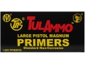 Product detail of TulAmmo Large Pistol Magnum Primers