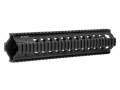 "Troy Industries 11"" Bravo Battle Rail Free Float Quad Rail Handguard AR-15 Black"