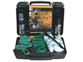 Hoppe's M-Pro 7 Tactical 3 Gun Cleaning Kit 22 Caliber, 9mm and 12 Gauge