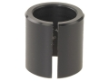 "TacStar NB-3 Flashlight and Laser Nylon Bushing Adapter to Convert NB-2 Bushing to 1/2"" Inside Diameter Black"
