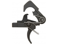 "Product detail of ALG Defense Quality Mil-Spec Trigger AR-15, LR-308 Small Pin .154"" Single Stage Matte"