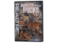 Product detail of Realtree Monster Bucks 18 Volume 1 Video DVD