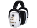 Pro Ears ProMag Gold Electronic Earmuffs (NRR 33 dB) White