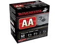 Winchester AA Xtra-Lite Target Ammunition 12 Gauge 2-3/4&quot; 1 oz of #7-1/2 Shot