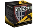 "Fiocchi Golden Pheasant High Velocity Ammunition 12 Gauge 2-3/4"" 1-3/8 oz #5 Nickel Plated Shot Box of 25"