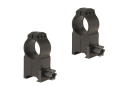 "Warne 1"" Tactical Picatinny-Style Rings AR-15 Flat Top Matte Ultra High"