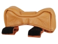 Champion Front Sand Bag Shooting Rest Bag Small Leather Tan Unfilled
