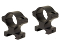 Leupold 1&quot; Detachable Rifleman Rings Weaver-Style High Matte