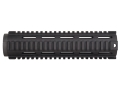 Yankee Hill Machine Free Float Tube Handguard Solid Quad Rail AR-15 Specter Length Aluminum Matte