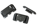 Vickers Tactical Slide Racker Glock 42 Polymer Black