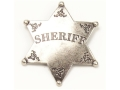 Product detail of Collector's Armoury Replica Old West Antique Sheriff Badge