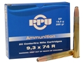 Prvi Partizan Ammunition 9.3x74mm Rimmed 285 Grain Soft Point Box of 20