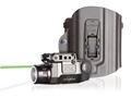 Viridian X5L Green Laser Sight 160 Lumen Tactical Flashlight with TacLoc ECR Holster for Smith & Wesson M&P Black