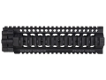 Product detail of Daniel Defense 7.62 Lite Rail Free Float Tube Handguard Quad Rail DPMS LR-308 Aluminum Black