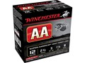 Winchester AA Super-Handicap Heavy Target Ammunition 12 Gauge 2-3/4&quot; 1-1/8 oz #8 Shot