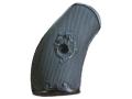 Vintage Gun Grips American Bulldog Iver Johnson 38 Caliber Polymer Black