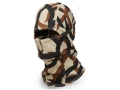 First Lite Balaclava Merino Wool ASAT Camo
