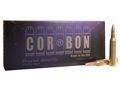 Cor-Bon Hunter Ammunition 338 Lapua Magnum 250 Grain Swift A-Frame Box of 20