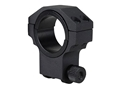Barska 30mm Ring-Mount Ruger-Style with 1&quot; Inserts Matte Extra-High
