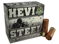 "Hevi-Shot Hevi-Steel Waterfowl Ammunition 12 Gauge 2-3/4"" 1-1/8 oz #3 Non-Toxic Shot"
