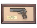 Collector&#39;s Armoury American Pride 1911 45 Auto Non Firing Pistol and Frame Set