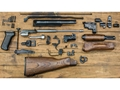 Military Surplus Polish AKM-47 Parts Kit with Accessory Kit 7.62x39mm