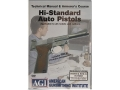"American Gunsmithing Institute (AGI) Technical Manual & Armorer's Course Video ""High Standard Auto Pistols"" DVD"