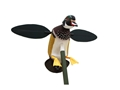 MOJO Screamin&#39; Woody Motion Wood Duck Decoy Polymer
