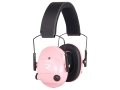 Radians Pro-Amp Earmuffs (NRR 23 dB) Pink