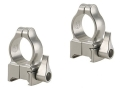 "Product detail of Durasight Z-2 Alloy 1"" Quick Detachable Rings Weaver-Style Silver High"