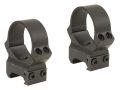 Product detail of Leupold 30mm PRW (Permanent Weaver-Style) Rings Matte High