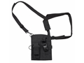 BLACKHAWK! Alaska Guide Shoulder Holster with Magazine Pouch Right Hand 1911 Government Nylon Black