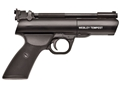 Webley & Scott Tempest Air Pistol Black Plastic Grip