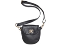 Bulldog Trilogy Style Concealed Carry Purse with Holster Leather