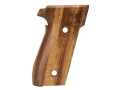 Hogue Fancy Hardwood Grips Sig Sauer P228, P229 Goncalo Alves