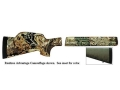 Bell and Carlson Carbelite Monte Carlo 2-Piece Stock Remington 870 12 Gauge Olive Green with Black Spiderweb