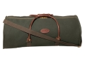 Boyt Rolled-Handle Duffel Bag 30&quot; x 15&quot; x 15&quot; Canvas Green
